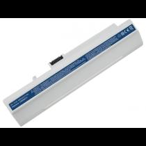 Batteri til Acer Aspire One A110, A150, D150, D250, ZG5 - 9 cellers høykapasitetsbatteri 6600mAh