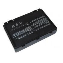 Batteri til ASUS F52, F82, K40, K50, K51, K70, K70iJ, P50, P81, P82, P83, X5D, X5E, X5C, X5J, X65, X66, X70, X87, X8A, X8S, X8D, A32-F52, A32-F82