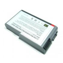 Batteri til Dell Latitude D500, D505, D510, D520, D530, D600, D610, Inspiron 500m, 510m og 600m