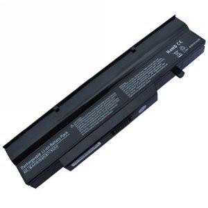 Batteri til Fujitsu Siemens Esprimo Mobile V5505, V5545, V6505, V6535, V6545, Amilo Li1718, Li1720, Li2727, Li2732, Li2735, Amilo Pro V3405, V3505, V3525 og V8210