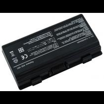 Batteri til ASUS X51C, X51H, X51R, X51RL, X58, X58C, X58L, X58Le, T12, T12B, T12C, T12Er, T12Fg, T12Jg, T12Mg, T12Ug, Packard Bell ALP-AJAX C2 og C3,