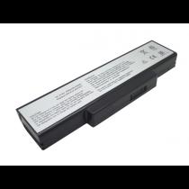 Batteri til ASUS A72, A73, K72, K73, N71, N73, X72, X73, X77