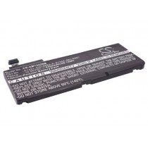 "Batteri til Apple MacBook 13"" Unibody A1342, Late 2009 og Mid 2010 (MacBook6,1 og MacBook7,1)"