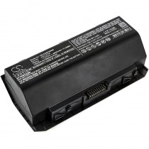 Batteri til ASUS ROG G750, G750J, G750JH, G750JM, G750JS, G750JW, G750JX, G750JZ