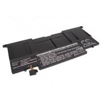 Batteri til Asus UX31, UX31 Ultrabook, UX31A, UX31E, UX31E Ultrabook, ZenBook UX31, ZenBook UX31A og ZenBook UX31E