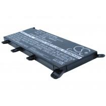 Batteri til Asus A555, A555L, DX992, F51, F530, F554, F555, F555L, F555LA, F555LD, K555, R506, R51, R511, R556, X554L, X555, X555LA, X555LD og X555LN