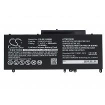 Batteri til Dell Latitude 15 5000, Latitude 3150 og 3160, Latitude E5250, E5270, E5450, E5470, E5550 og E5570