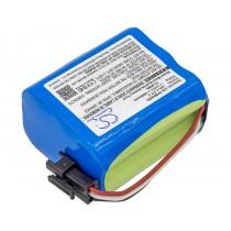 Batteri til Tivoli PAL+ og PAL BT Radio  (kontakt med tre pinner)