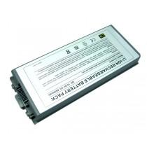 Batteri til Dell Latitude D810, Precision M70 - Høykapasitetsbatteri